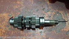 KAWASAKI SR 650 KZ 650 D Z650 1980 ENGINE GEARBOX INPUT SHAFT GEARS