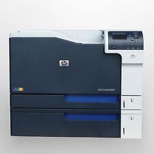 NEU HP Color laserjet CP5525 tn  HP CP5525n   CE707A  1 GB NEC USB Din A3