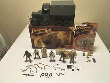 Hasbro Indiana Jones Sammlung + Lego Set
