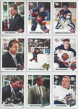 2002-03 Baton Rouge Kingfish (ECHL) Joe Guenther RBI Update #U-9