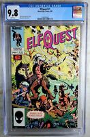 Elfquest #1 Marvel Epic 1985 CGC 9.8 NM/MT White Pages Comic Q0050