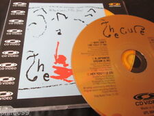 CURE - WHY CAN'T I BE YOU? 87 GOLD VIDEO CDS (FICTION): VCD NR MINT