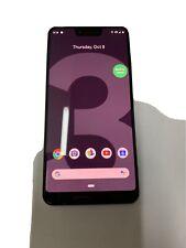 Google Pixel 3a XL - 64GB - Purple-ish (Verizon) (Single SIM) Retail Demo