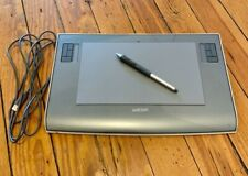 Wacom Intuos 3 PTZ-631W Wide Tablet With Pen