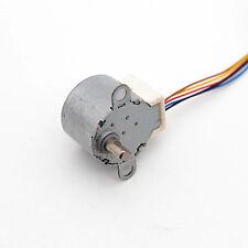 2pcs 24BYJ48 DC 5V Motor paso a paso de reducci/ón Micro Motor reductor 4 fases 5 hilos 1//64 Relaci/ón de reducci/ón