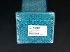 Agilent 5182-0714 Clear Screw Top 9mm Vial 2mL - TWO - 100 PACK