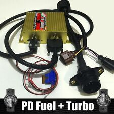 Turbo+Fuel VW Golf 1.9 TDI 74kw 100 CV Centralina Aggiuntiva Chip Tuning 4Mode