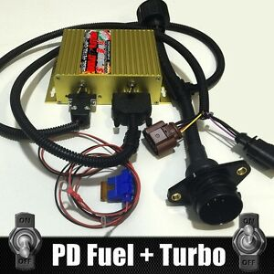 Turbo+Fuel VW Golf IV 1.9 TDI 150 CV Centralina Aggiuntiva Chip Tuning 4Mode