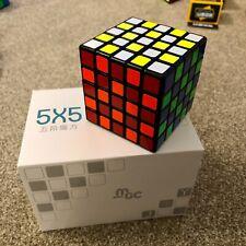 YJ MGC 5x5 Magnético Mágico Rubik Cubo de Velocidad Espiral Rompecabezas