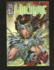 Witchblade # 2 NM- Cond.