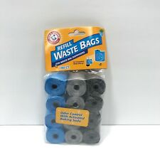 Pet Waste Refill Bags For Waste Bag Dispenser 180-Ct. Brand New Pet Clean-Up
