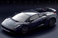 1/18 Autoart Lamborghini Gallardo Superleggera Nero/Metálico Negro Oferta