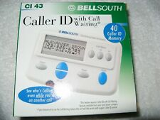 Bellsouth 40 Caller Id Memory Call Waiting Ci 43 Home Phone System Device New