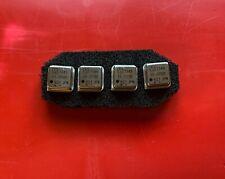 4x Ndk 1349 66000mhz Crystal Oscillator 4 Pin Dip 66mhz Nihon Dempa Kogyo
