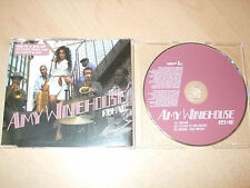 Amy Winehouse - Rehab (CD Part 2) 3 Tracks - Mint/New - Fast Postage - Rare