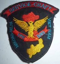 US NAVY - Patch - SAIGON to MEKONG DELTA - YFR 889 - LIGHTER - Vietnam War - L