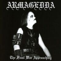 ARMAGEDDA - THE FINAL WAR APPROACHING 20 YEAR ANNIVERSARY RE-ISSUE  CD NEU