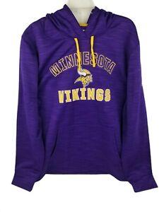 Minnesota Vikings NFL Team Therma TX3 Warm Hoodie Jacket Size Men's XL