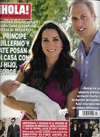 Kate Middleton Magazine Prince William And George Norma Duval Matthias Kuhn