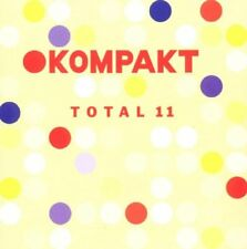 V/A Electronic - Total 11 [CD]