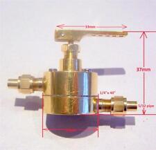 R/C steam regulator valve compatible with Stuart