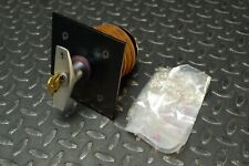 Electro Switch 62504LA Series 25 Locking Rotary Selector Switch