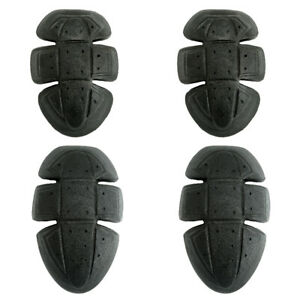 CE Approved Armor Pad Set includes Shoulder and Elbow for Motorcycle Jacket