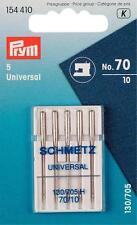Prym Nähmaschinennadeln 5St. Flachkolben 130/705 Standard Stärke 70  154410