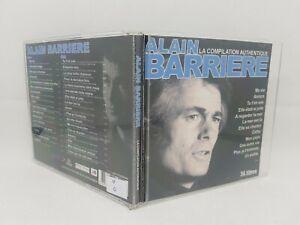 CD Alain barriere la compilation N