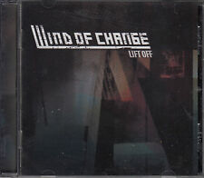 CD ALBUM WIND OF CHANGE / LIFT OFF
