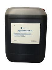 10 Liter Hydrauliköl HLP 32 ISO VG 32 nach DIN 51524 Teil 2 10L
