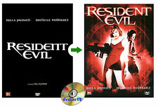 DVD : RESIDENT EVIL 1 - Coffret collector 2 DVD - Mila Jovovich - RARE