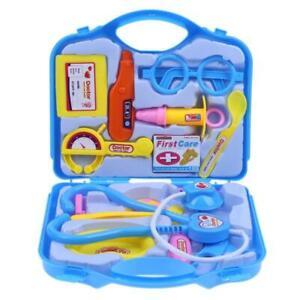 Doctor's Nurse Play Set Kids Children Pretended Roll Play Toys Gift