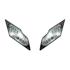 HEADLIGHT STICKERS WORLD SUPERBIKE STYLE - TO FIT KAWASAKI ZX10R 2011-15 - RACE