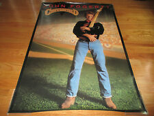 "1984 JOHN FOGERTY ""Centerfield"" Poster Creedence Clearwater Revival CCR"