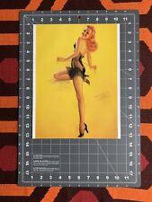 Vintage Retro PIN-UP Print By Billy De Vorss