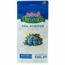 Jobe'S Organics Soil Acidifier Plants Gardening Granular Flower Soil 6 Lb