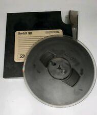 "Scotch 90 Minutes 7"" Reel 1/4"" Recording Tape 207"