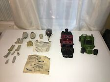 GI Joe ARAH Cobra 1980s Small Vehicle Lot