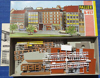 Faller AMS -- B-927 Wohnblock/Geschäftshaus, 60er Jahre Neu OVP Sammlerstück TOP