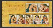 GB 2013 Christmas Stamps Mini Sheet SG MS3549 MNH