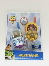 Toy Story 4 Buzz & Woody Kids Walkie Talkies Static Free Extended Range New