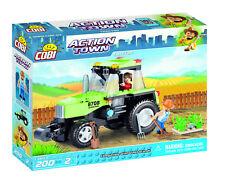 Cobi Tractor Action Town 200 Construction Bricks Set 1863 Brand New
