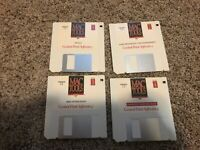 Central Point Mac Tools For Macintosh Version 1.2 USED Disks