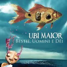 UBI MAIOR Bestie,uomini e dei CD  italian prog