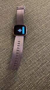 Fitbit Versa 2 Activity Tracker - Pink/Copper Rose