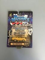 Muscle Machines 1:6 Diecast  '66 Mustang New!