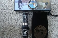 ACRYLIC GOOSE CALL GARDNER GREY GHOST BLACK PEARL NEW ACRYLIC GOOSE CALL