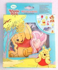 Txt Decofun 10 sagome adesive Disney Winnie The Pooh Decorazioni Murali Stickers