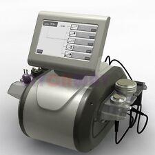 6in1 Ultrsonic Cavitation 40K Tripolar Bipolar 5MHZ RF Vacuum Slimming Machine
